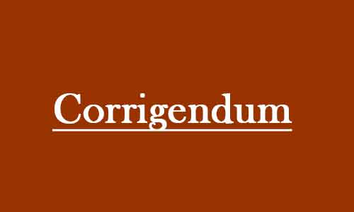 MUHS issues corrigendum for PhD entrance test 2019-20