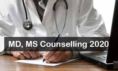 MD, MS Counselling 2020 at JIPMER: Final Round scheduled for 5th February