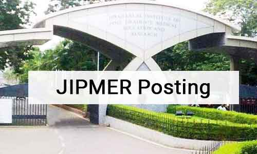 JIPMER issues notice regarding posting of MBBS students Radio diagnosis Department