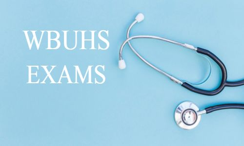 WBUHS releases Revised Schedule of PG Degree, PG Diploma Exams March-April 2020
