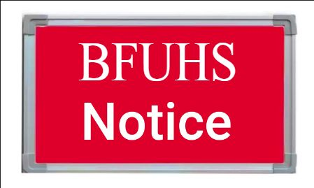 All Nursing, Paramedical, Medical Colleges open and functioning: BHUFS junks rumour