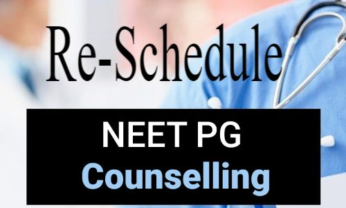 Coronavirus Threat: MCC postpones NEET PG 2020 counselling, details