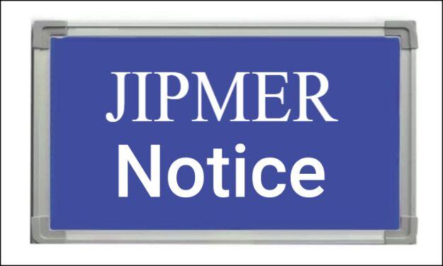 COVID 19 Lockdown: JIPMER suspends UG academic activities inside campus, clinical postings
