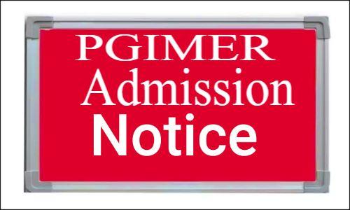 PGIMER invites online applications for MD Hospital Administration July 2020